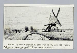 Molen bij Piet Gijzenbrug