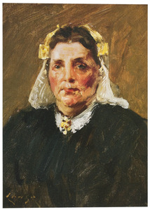 Vrouw uit Holland