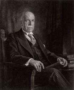 Portret van J.L.L. Taminiau