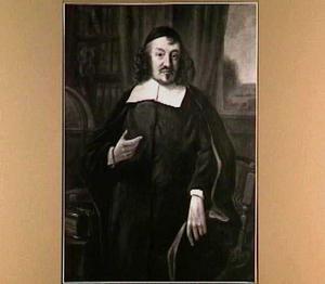 Portret van Claes Calkoen (1612-1687)