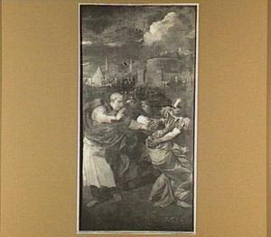 Het afscheid van de HH. Petrus en Paulus