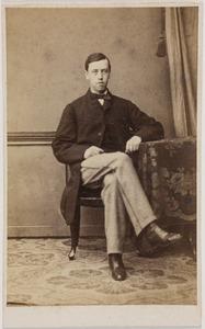 Portret van Theodoor Philip baron Mackay (1840-1922)