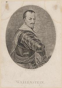 Portret van generaal Albert von Wallenstein, hertog van Friedland