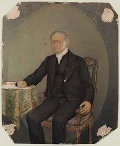 Portret van Willem Engelen van Pijlsweert (1783-1866)