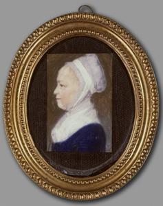 Portret van Anna Maria Box (1741-1829)