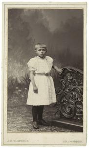 Portret van Akke Swierstra (1890-1972)