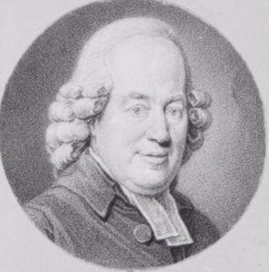 Portret van Jan Hendrik Fortmeyer (1747-1812)