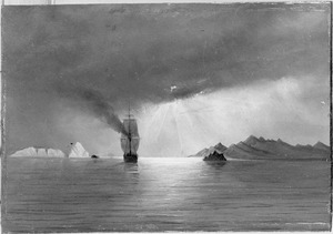 Reis van Suez naar Nagasaki via Oost-Indië: Klippen in de Rode Zee