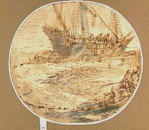 Visvangst op zee
