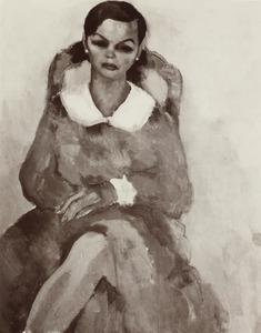 Portret van Alexandrine Gortmans (1903-1980)