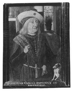 Portret van hertog Adolf van Kleef (1425-1492)