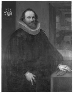 Portret van Job Gijbland (1572- )