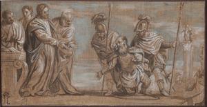 Christus en de honderdman