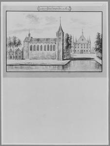 Kerk en kasteel van IJsselmonde