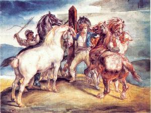 De paardenmarkt