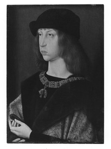 Portret van Philips de Schone
