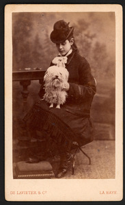 Portret van Elisabeth Theodora Sibylla Louisa van Breugel Douglas (1865-1907)
