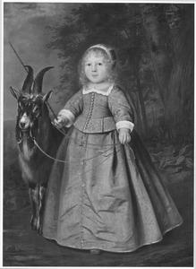 Portret van een jongen, waarschijnlijk Johannes Hooghtwoud (1645-1684)