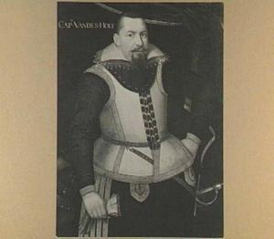 Portret van Hugo van der Hoeff