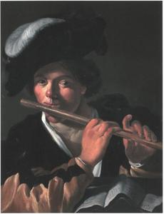 Fluitspeler