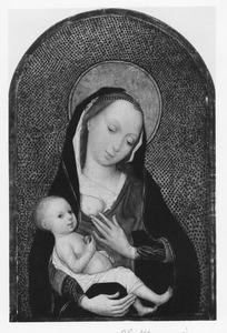Maria met kind aan de borst