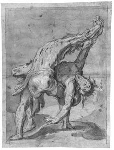 Kaïn doodt Abel (Genesis 4:8)