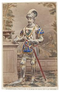 Portret van Nicolaas Samuel Rambonnet (1846-1921)