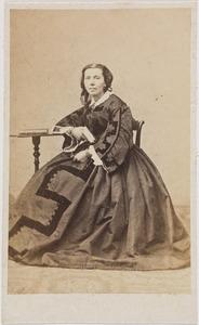 Portret van Louisa Maria Elisabeth Sassen (1811-1875)