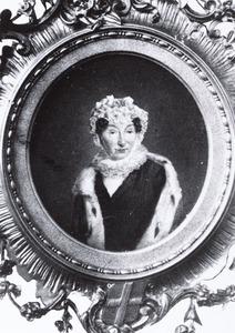 Portret van Maria Elisabeth Hoffmann (1751-1830)