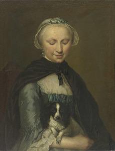 Portret van Antoinette Metayer (1732-1788)