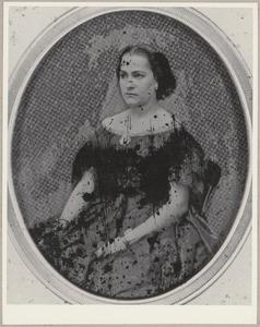 Portret van Elisabeth Sophia Catharina Ament (1830-1898)