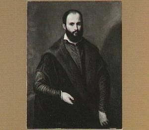 Portret van een man