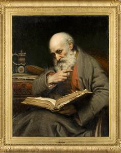 De geleerde