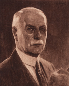 Zelfportret van Willem ('Willy') Martens (1856-1927)