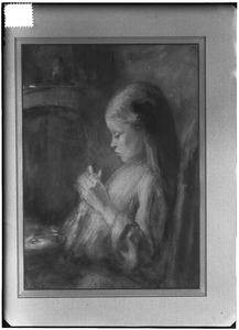 Portret van Hermine Elise Aberson (1900-1966)