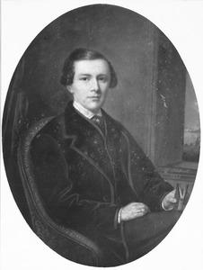 Portret van Frederik Christiaan Hendrik van Tuyll van Serooskerken (1835-1904)