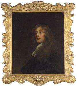 Portret van een heer