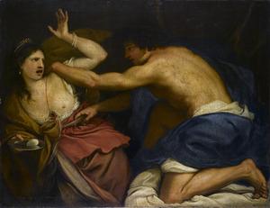 Amnon en Tamar