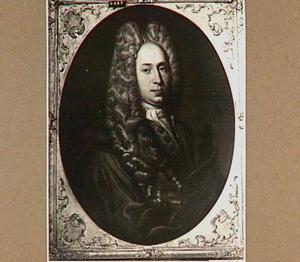 Portret van mr. Anthony van der Laan (1689-1772)