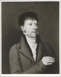 Portret van Jan Hulswit (1766-1822)