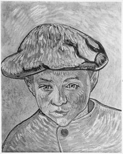 Mogelijk het portret van Camille Roulin