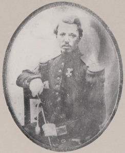Portret van Karel Philippus Kempers (1832-1911)