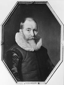 Portret van Willem Jansz. Blaeu (1571-1638)