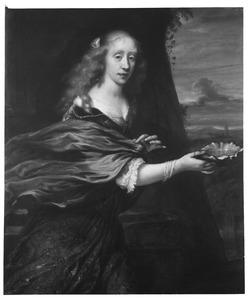 Portret van Eva Roeters (1652-1724)