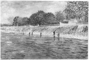 De oevers van de Seine