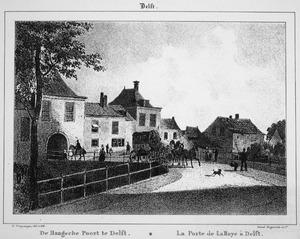 De Haagsche Poort te Delft