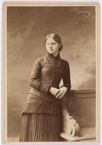 Portret van Cornelia Gerardina Kips (1865-1939)