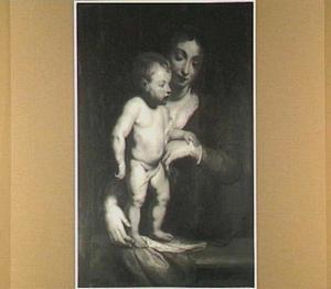 Madonna met staand kind