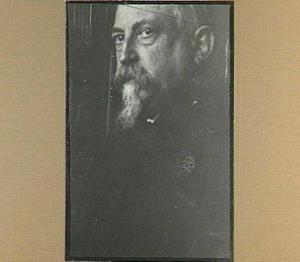 Portret van de schilder Cornelis Koppenol