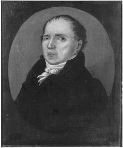 Portret van Lucas van Koppen